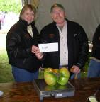 Phil & Jane Hunt 7.33 pounds Tomato