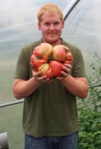 2014 Dan MacCoy - 8.41 pounds Tomato