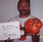 2008 Brant Timm - 5.58 Tomato